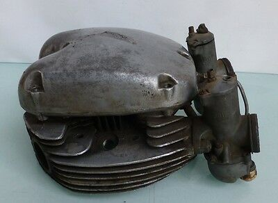 BSA MOTORCYCLE UNIT TWIN 650cc CYLINDER HEAD A65 ROCKET LIGHTNING SPITFIRE  ETC