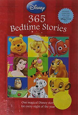 Disney 365 Bedtime Stories,  | Hardcover Book | Good | 9781445410654