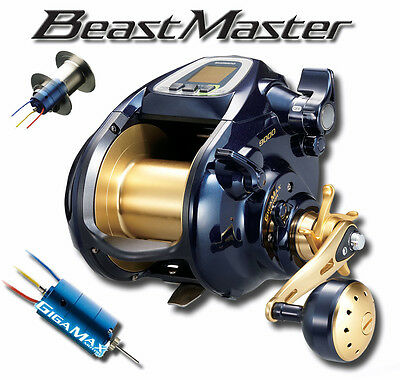 Shimano Beastmaster 9000 Electric Reel & Combo Option BRAND NEW