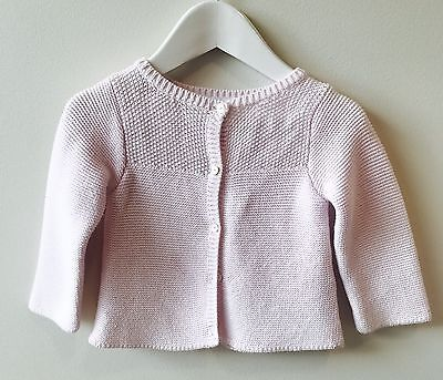 Baby Girl Jacadi Cardigan - 6M (paid $100)