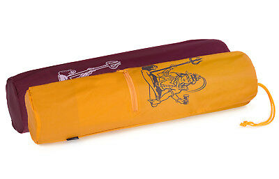 Yogatasche Basic - Nylon - Art Collection - 65 Cm Yogistar Bordeaux von Yogistar