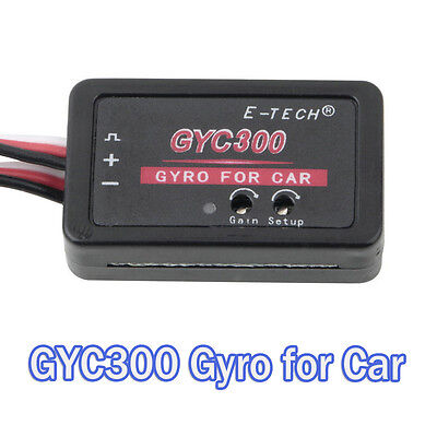 Newest Piezoelectric Gyro GYC300 Mini Gyro Module&nbsp  for RC Cars Drift Drive