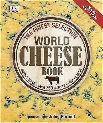 World Cheese Book by DK | Hardcover Book | 9780241186572 | NEW