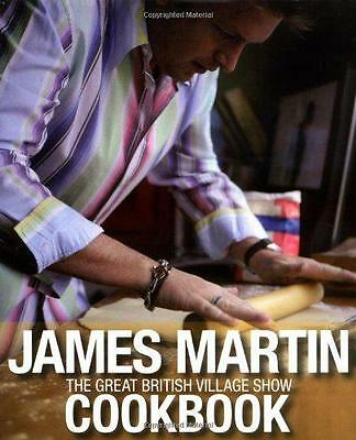 The Great British Village Show Cookbook, Martin, James | Paperback Book | Accept