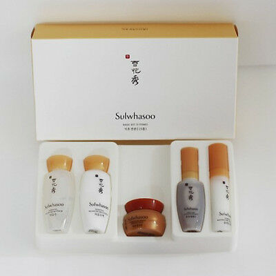 [sulwhasoo] Basic Kit (5Items)/First Care Activating Serum/Essential Balancing W