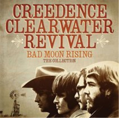 Creedence Clearwater Revival-Bad Moon Rising  (UK IMPORT)  CD NEW