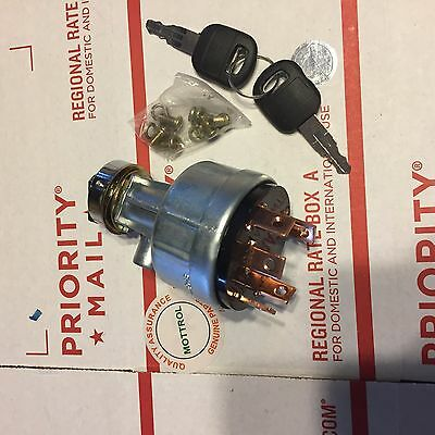 7Y3918 7Y-3918 Ignition Switch Fits Cat E70B 307C 318Bl Caterpillar Start