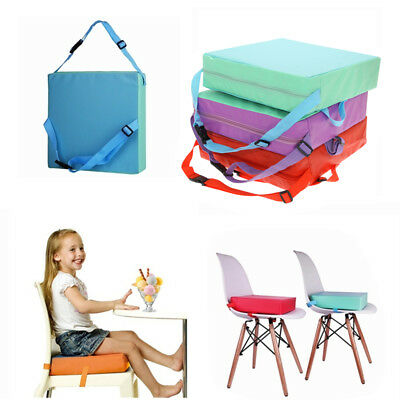Kid/ Baby/Child Dining Chair Highchair Soft Cushion Pad Seat Booster Portable AU