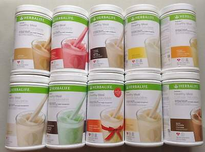 NEW Herbalife Formula 1 Healthy Meal Nutritional Shake Mix_Choose Flavor