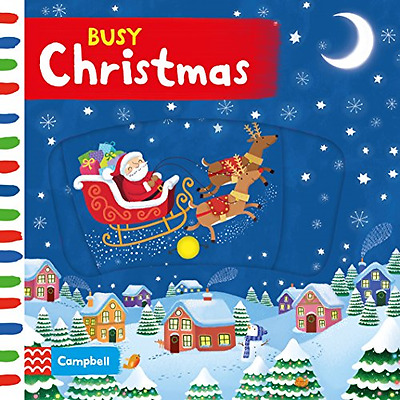 Busy Christmas (Busy Books), Good Condition Book, Rozelaar, Angie, ISBN 15098154
