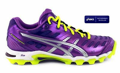 ASICS Gel Hockey Typhoon 2  P473Y 3393 Women Field Hockey Shoes
