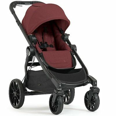 Baby Jogger City Select LUX Convertible Stroller, Port - 2008379