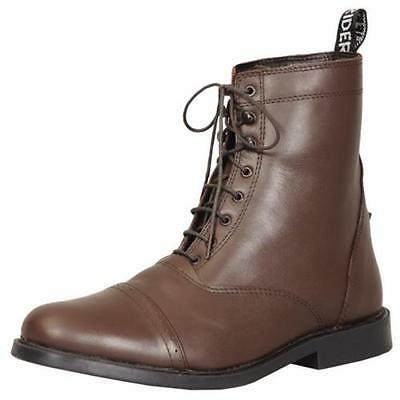 Tuffrider Baroque Laced Paddock Boots