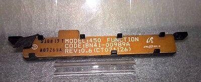 Button Board Control-Function BN41-00989A for Samsung LCD TV fits various models
