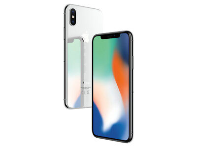 Apple Iphone X 256 Gb A+Libre+Factura+8 Accesorios De Regalo 1 Año De Garantía