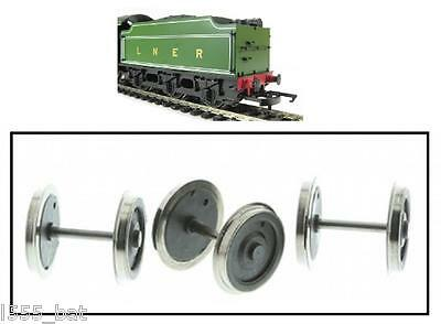 New Genuine Spares Hornby X6458 Wheels & Axles Set For Class D49 Tender R3062