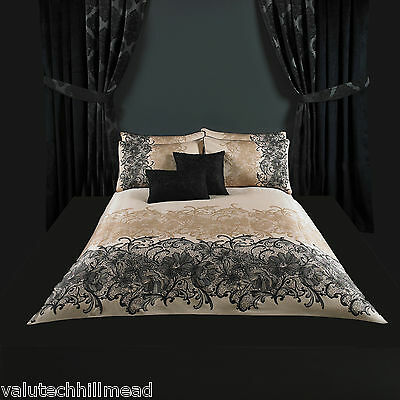 Paoletti Provocateur French Boudoir Single Duvet Cover Set in Nude