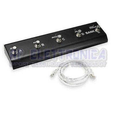 NUX MP-1 Extensional Footswitch Pedal for MIGHTY 30SE
