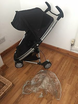 Quinny Zapp Extra 2(With Folding Seat) Free P&P