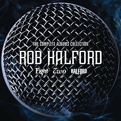 Halford,rob-Complete Albums Collection (Box)  (Uk Import)  Cd New