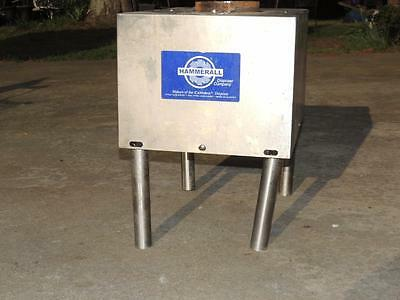 Hammerall C500 3 Phase 2 HP Commercial Kitchen Waste Disposal C-500 Good Working
