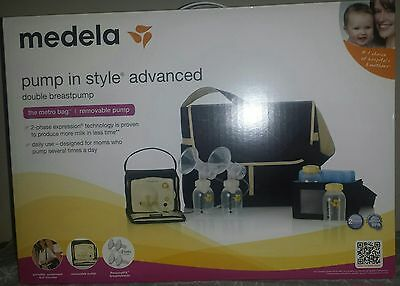 medela pump in style advanced the metro bag double breastpump