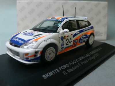 FORD FOCUS WRC #24 Portugal 2001   SKID SKM178