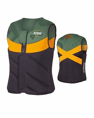 Jobe IMPRESS HYBRID Comp Vest Men Neoprene Vest Lifejacket Jet ski Wakeboard SUP
