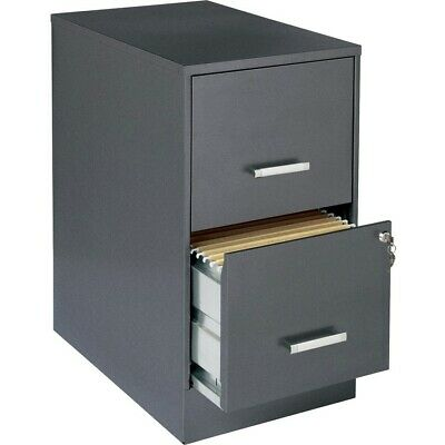 Lorell SOHO 22' 2-drawer File Cabinets, Other Color - LLR16871