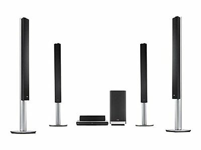 LG BH9540TW 9.1 Channel 1460 W 3D Surround Sound Home Cinema System RRP £900 A++