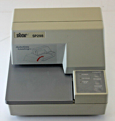 Star SP298 SP298MD Slip Impact Printer