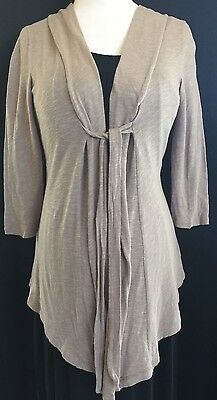 New XS Stretchy OLD NAVY MATERNITY Lightweight Sweater Cardigan