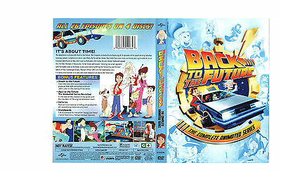 Back to the Future: The Complete Animated Series (4 DVD set)