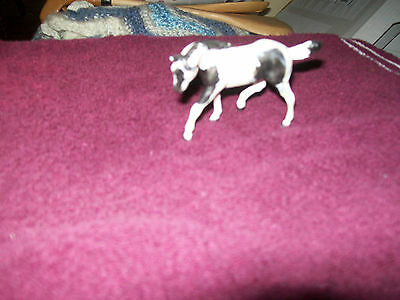breyer stablemate rare horses black and white