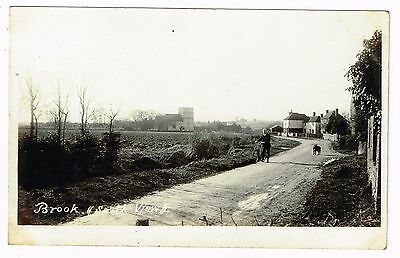 South View of BROOK, KENT. Early 1900s'  Postcard.