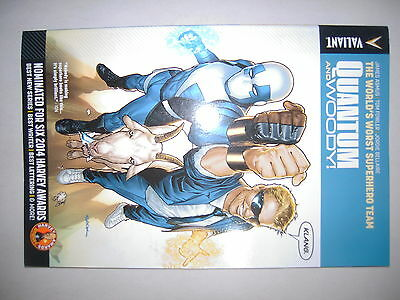 Quantum and Woody 1 (TPB, Valiant Comics)