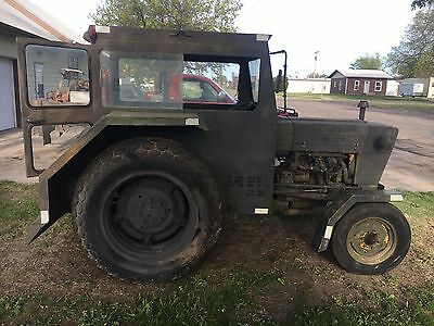 1975 Ford 2000 Tractor Air Force Tug