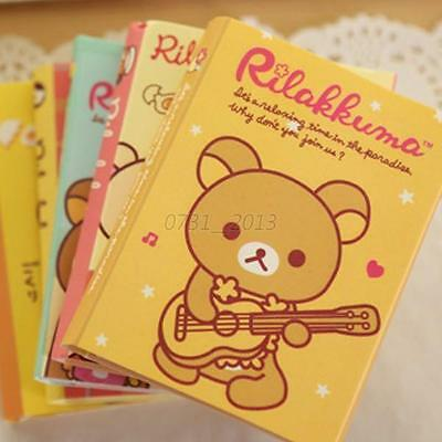 Cartoon Sticker Bookmark Point Marker Memo Flags Index Tab Animals Sticky Notes