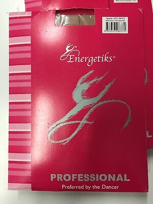 Energetiks Adult Skin Hipster Convertible Tights Size D