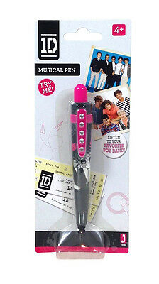 1D One Direction Musical Pen