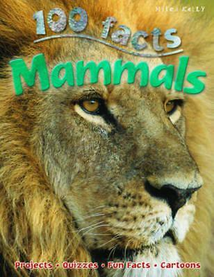 Mammals (100 Facts) by  | Paperback Book | 9781782095910 | NEW