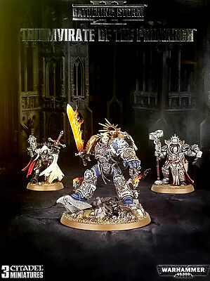 Warhammer 40K: Gathering Storm III - Triumvirate of the Primarch GWS GS-03