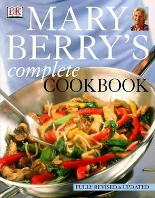 Mary Berry's Complete Cookbook, Berry, Mary | Hardcover Book | Good | 9780751364