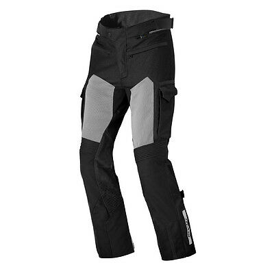 Rev'it! Cayenne Pro Textile Tex Motorcycle Pants Trousers Black Rev it Revit