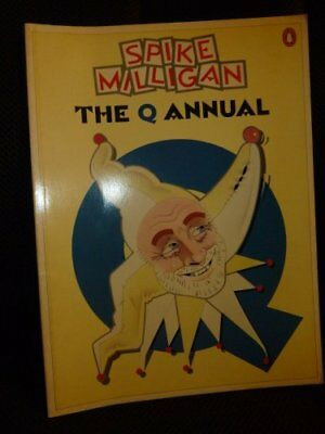 The Q Annual, Milligan, Spike | Paperback Book | Good |
