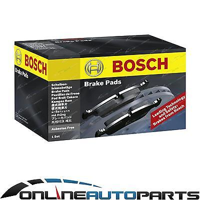Bosch Front Disc Brake Pads Set VE Commodore 2006-2013 WM Statesman Holden