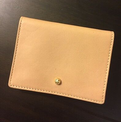 ladies small leather wallet