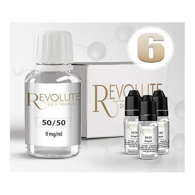 Kit TPD Ready DIY 50PG/50VG Revolute  - 100 ml