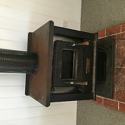 COONARA FREESTANDING WOODHEATER WITH FLUE(MAN CAVE HEATER?)**Offers**