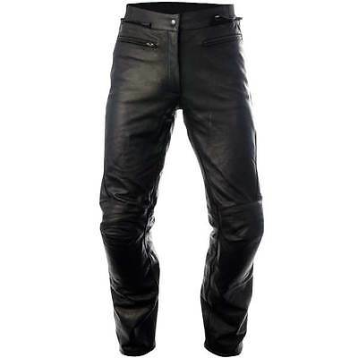 RST Interstate III 3 Leather Motorcycle Motorbike Cruiser Trousers All Sizes
